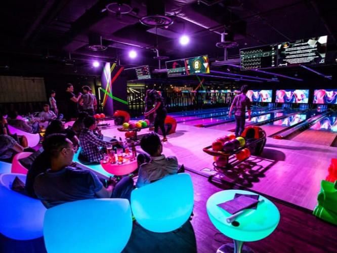 K Bowling Club Bowling Experience