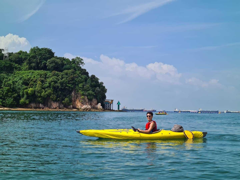 Ninja Kayakers - Kayak Tour in Singapore!