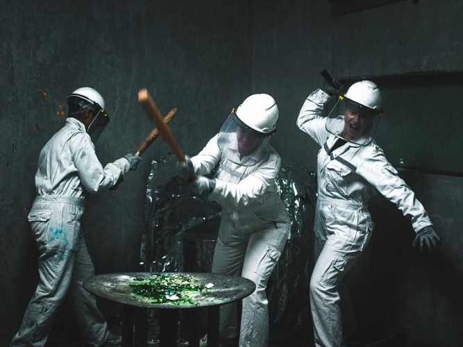 Release Stress With Singapore's First Rage Room